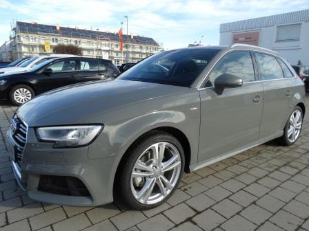 Audi A3 Lageroffensive