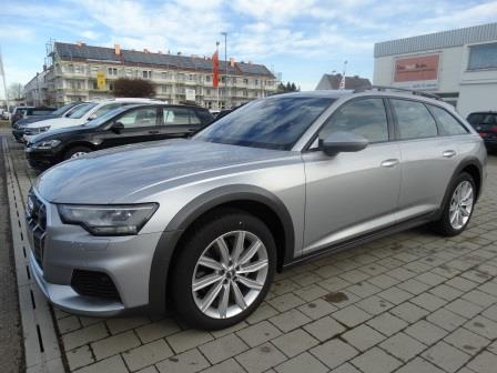 Audi A6 Lageroffensive