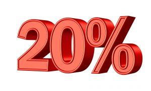 20 Prozent VW Lagerwagen Aktion