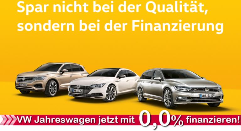 aktuelle angebote_VW Jahreswagen Finanzierung