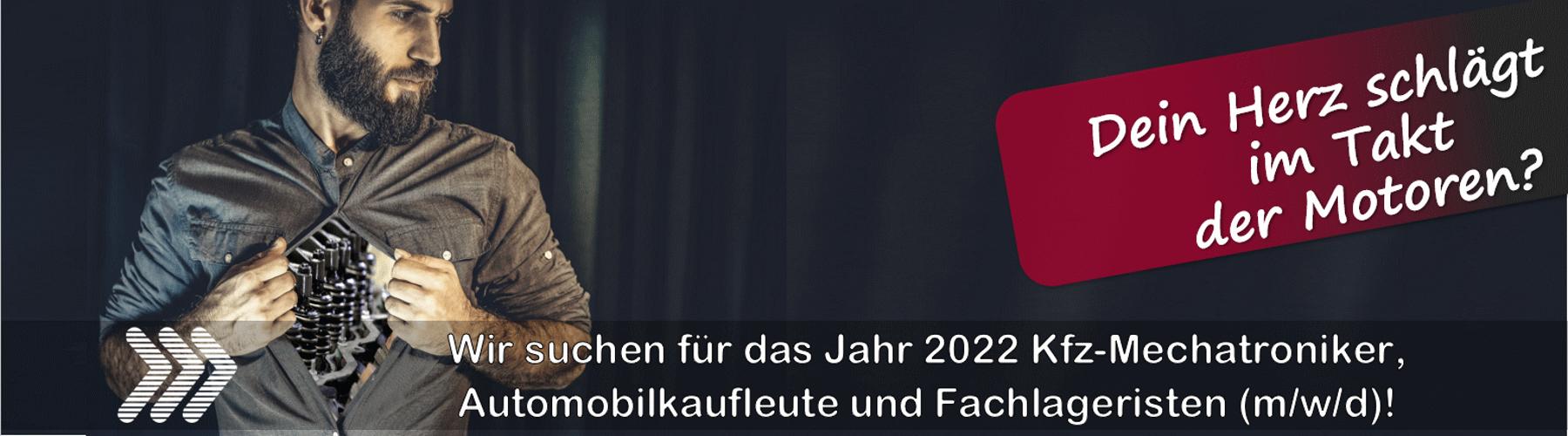 Azubis 2022 Ausbildung
